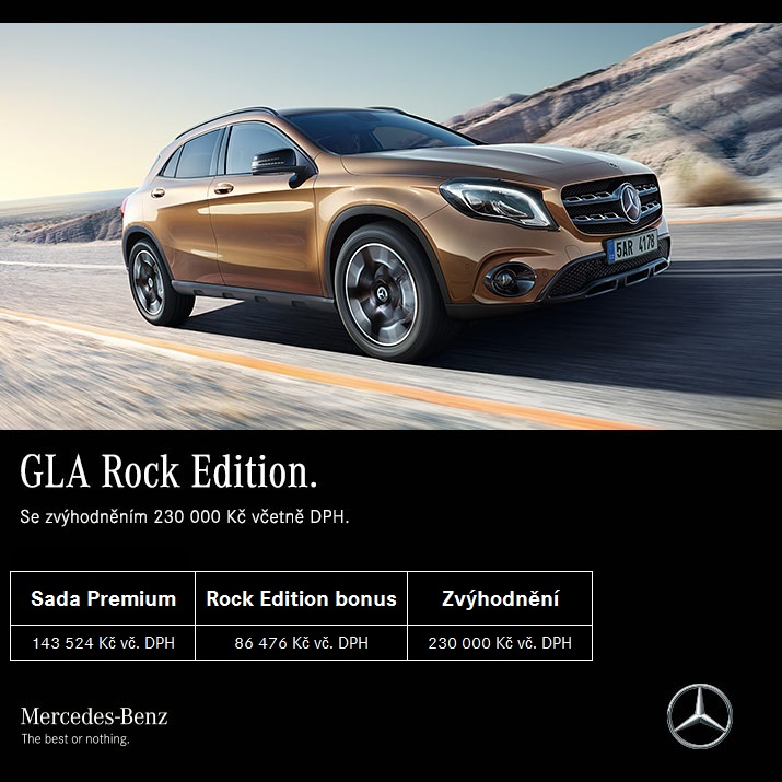 GLA Rock Edition